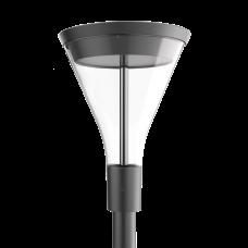 Светильник светодиодный уличный парковый AVENIDA LED, 32W, 3500lm, IP66, O17 - для пешеходных зон