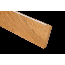 Светильник Wooden 20 из массива (дуб) длина 800мм, высота 140мм, 8Вт