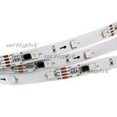 Лента 5 метров  DMX-5000 12V RGB (5060,150 LEDx3, DMX)