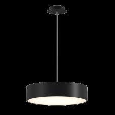 LED светильник потолочный P0169-260A-BL-WW Черный, 25Вт, 3000К, 2000Лм