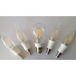 Нитевые LED лампы