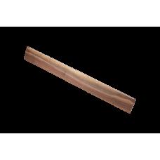 Светильник Wooden 20 из массива (орех американский) длина 800мм, высота 140мм, 8Вт