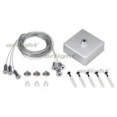 Подвес S2-LINE-3x4m Long Set (Silver Box, Pad 15x2mm)