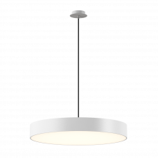 LED светильник потолочный P0169-600A-WH-WW Белый, 20Вт, 3000К, 1600Лм