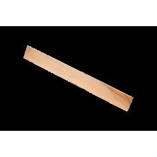 Светильник Wooden 20 из массива (ясень оливковый) длина 800мм, высота 140мм, 8Вт