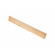 Светильник Wooden 20 из массива (ясень белый) длина 1250мм, высота 140мм, 12,5Вт