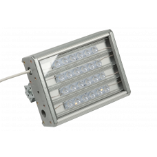 Светодиодный светильник TDS-FL 24-70 45D, 70 Вт, 8000 Лм, оптика Ledil
