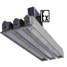 ФОТОН-ПРОМ-120х3 2Ex nR II T6 Gb / Ex tc IIIC T67C Dc Х, 138 Вт, 16500 Лм