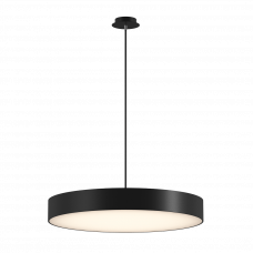 LED светильник потолочный P0169-600A-BL-WW Черный, 20Вт, 3000К, 1600Лм