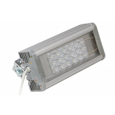 Светодиодный светильник TDS-STR 18-50 I 45D, 55 Вт, 6000 Лм